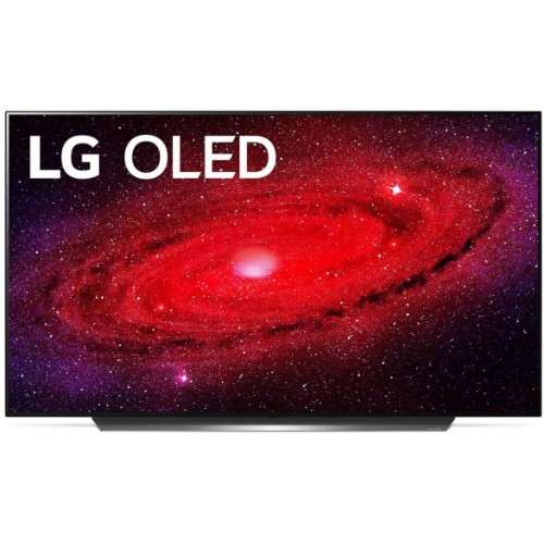 LG OLED55CXPVA 55 inches OLED 4K UHD Smart Satellite TV with ThinQ AI