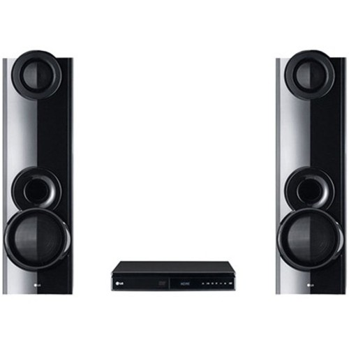 LG LHD667 600 Watts Home theater with DVD and Bluetooth