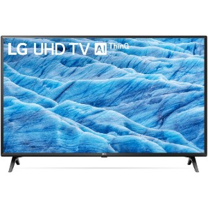LG 49UM7340PVA 49 inches Smart  4K UHD TV with ThinQ AI