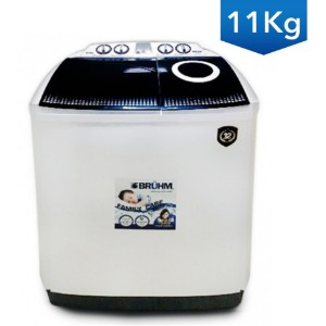 Bruhm BWT-110H 11kg Top Loading Washing Machine