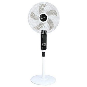 Nasco FS40-88R 16 inches Standing Fan with Remote Control