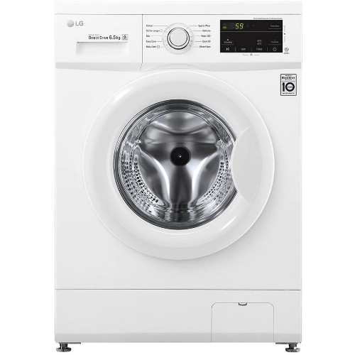 LG FH2J3WDNP0 6.5kg Fully automatic Front Loading Washing Machine