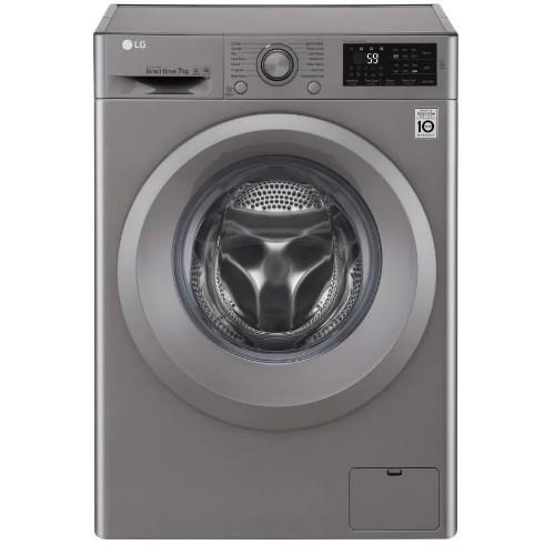 LG F4J5QNP7S 7kg Inverter Direct Drive Motor Front Load Washing Machine