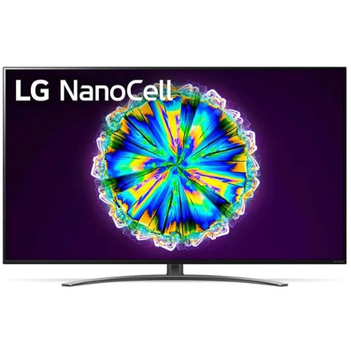 LG 65NANO86VNA 65 inches NanoCell Cinema Screen Design 4K HDR TV with WebOS Smart and AI ThinQ