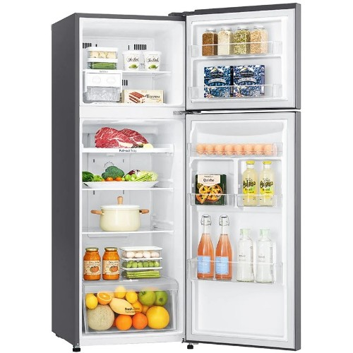 LG GN-G382SLCB 312 Litres Top Freezer with Inverter Linear Compressor Refrigerator