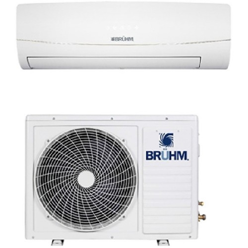 Bruhm BAS-12CCFW 1.5 HP Split Air Conditioner with Vitamin C Filter