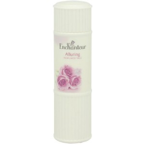 Enchanteur Perfumed Body Talcum Powder (Alluring) - 50g