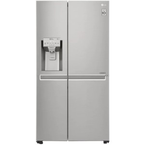 LG GC-L247SLLV 601 Litres Inverter Linear Compressor Side by Side Refrigerator with Water Dispenser