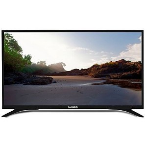 Nasco NAS-H32FB 32 inches Digital Satellite TV