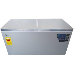 ROCH RCF-550-G 455 Litres Double Door Chest Freezer