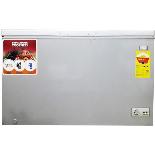 Zara ZARA-420CFS 340 Litres Chest Freezer