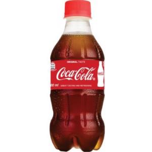 Coca-Cola Classic 300ml Bottle Drink