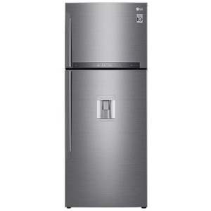 LG GC-F682HLHN 446 Litres Double Door Refrigerator With Water Dispenser