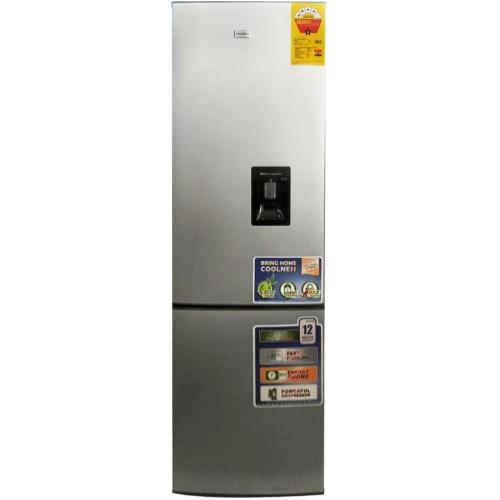 Nasco NASD2-36D 255 Litres Bottom Freezer Double Door Refrigerator with Water Dispenser