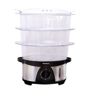 Nasco FS1152-A 1.25 Litres 750 watts Food Steamer