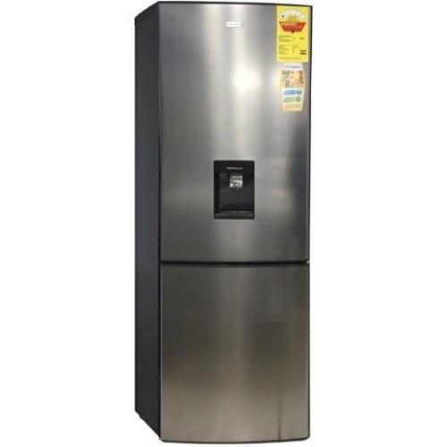 Nasco NASD2-40 309 Liters Double Door Refrigerator with Water Dispenser