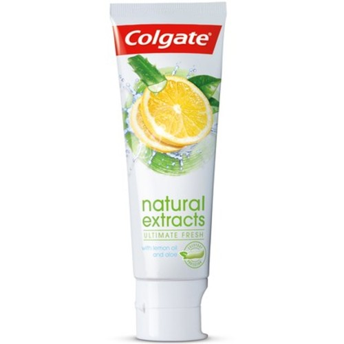 Colgate Natural Extracts Toothpaste (Lemon) - 75 ml