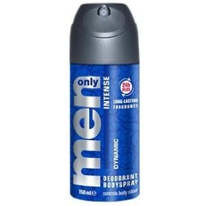 Men Only Intense Deodorant Body Spray (Dynamic) - 150 ml