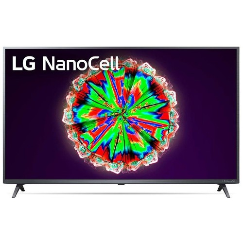 LG 65NANO79VND 65 inches NanoCell 4K Active HDR Smart Satellite TV with ThinQ AI