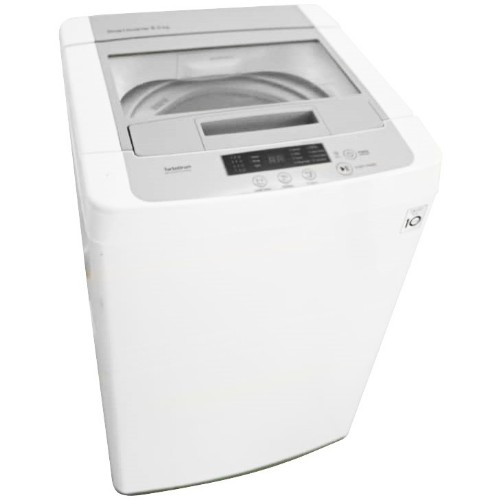 LG T8585NDHVH 8kg Smart Inverter Fully Automatic Top Load Washing Machine (White)