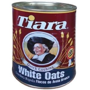 Tiara White Oats - 500g