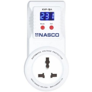 Nasco KVP-13A 13 Amps Automatic Voltage Protector