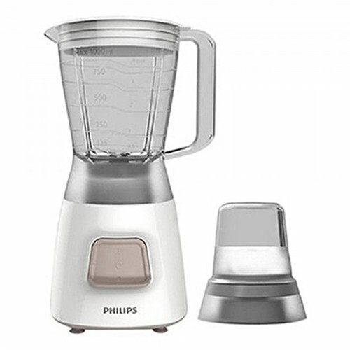 Philips HR-2058-01 1.25 Litres Daily Collection Blender (White)