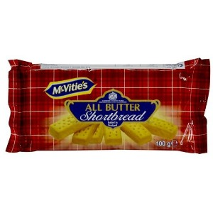 McVitie's All Butter Shortbread -100g