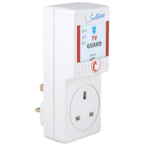 Sollatek MG02TV01 Voltage Regulator TV Guard