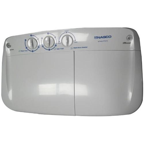 Nasco MTA65-P7015 6.5 kg Semi-Automatic Washing Machine
