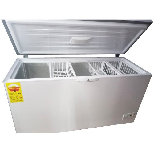 Beko HS530-WHITE 445 Litres Chest Freezer