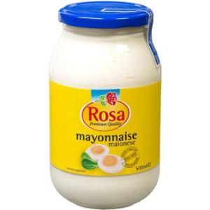 Rosa Mayonnaise 500ml