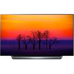 LG OLED55C8PVA 55 Inches OLED Smart 4K Cinema HDR TV With Dolby Atmos