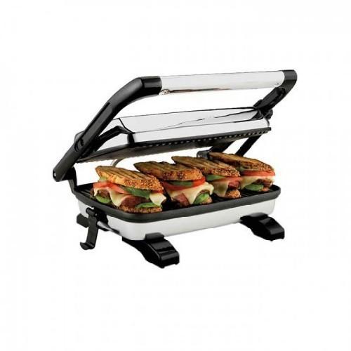 Nasco GC1700-CB Grill Sandwich Maker