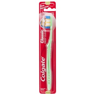 Colgate Deep Clean Toothbrush