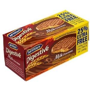 McVitie's Milk Chocolate Digestive EW - 250G