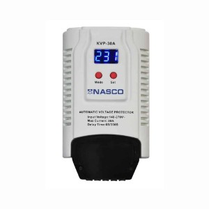 Nasco KVP-30A 30 Amps Automatic Voltage Protector