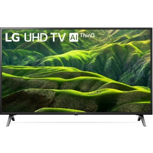 LG 60UM7100PVB 60 inches 4K UHD Smart Satellite TV with ThinQ AI