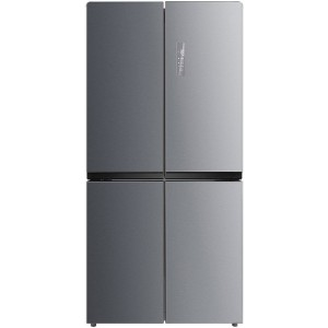 Midea HQ-627WE 469 Litres Side-By-Side Refrigerator