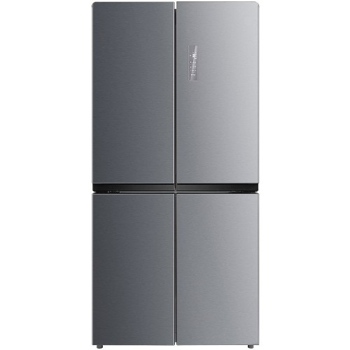 Midea HQ-627WE 544 Litres Side-By-Side Refrigerator
