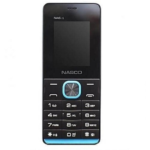 Nasco NAS-1-BLACK Mobile Phone