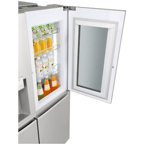 LG GC-X247CSAV 601 Litres InstaView Door-in-Door Water Dispenser Refrigerator