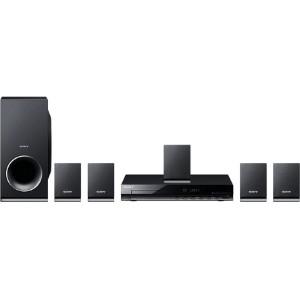 Sony DAV-TZ140 300 Watts 5.1 Channel Surround Sound DVD Home Cinema System - Black