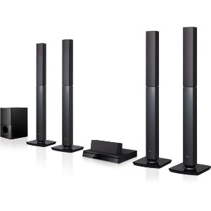 LG LHD655BT 1000 Watts Home Theater with Bluetooth