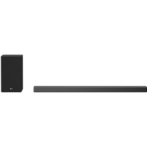 LG SN9Y 520 Watts 5.1.2ch Hi-Res Dolby Atmos Sound Bar with Wireless Subwoofer