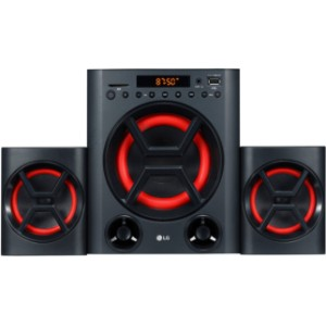 LG LK72B 40 Watts Mini Sound System