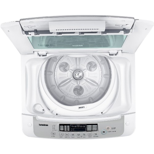 LG T8566NEHVF 8KG Top Loading Washing Machine with Turbo Drum