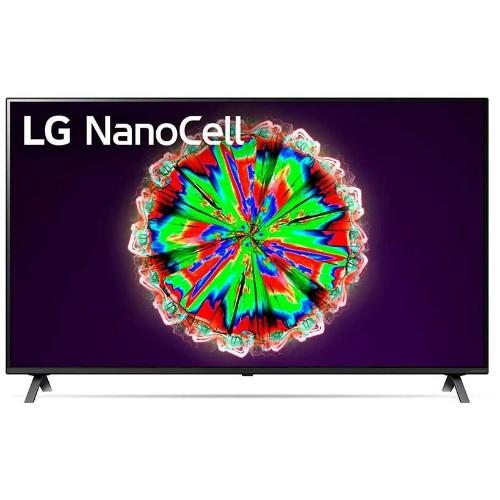 LG 65NANO80VNA 65 inches webOS Smart 4K Active HDR NanoCell TV with ThinQ AI
