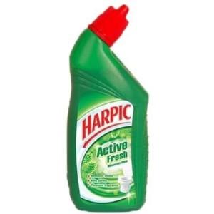 Harpic Active Fresh Toilet Cleaner - Mountain Pine - 725ml