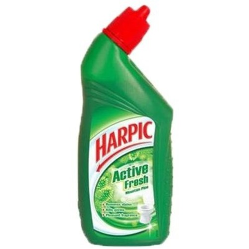 Harpic Active Fresh Toilet Cleaner - Mountain Pine - 725ml